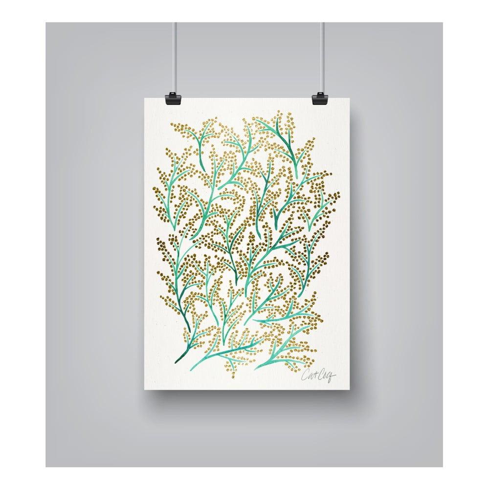 Plagát Americanflat Branches, 30 x 42 cm