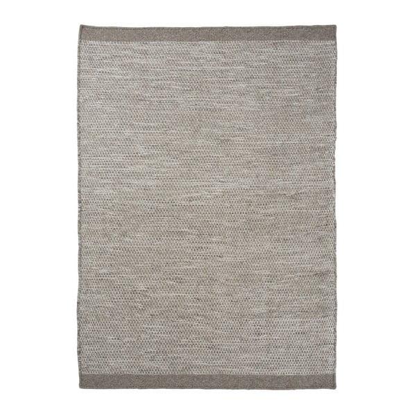 Ručne tkaný vlnený koberec Linie Design Mumbai, 140x200cm