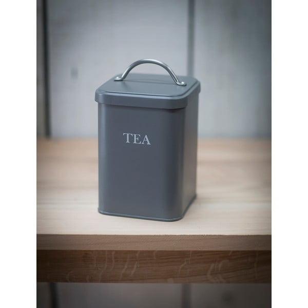 Box na čaj In Charcoal