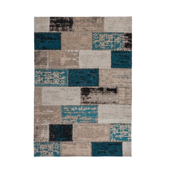Koberec Sitar 770 Blue, 80x150 cm