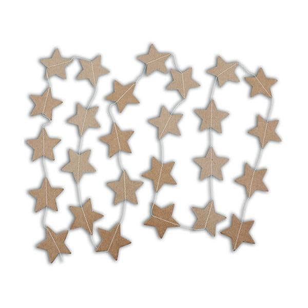 Girlanda Stars on Chain