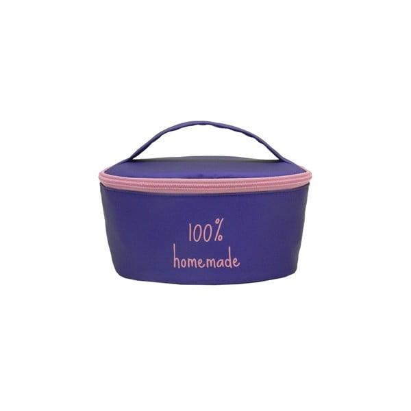 Puzdro na desiatovú krabičku Bento G Lunch Purple/Pink