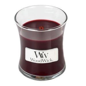 Sviečka s vôňou jazmínu a gardénie Woodwick, doba horenia 20 hodín