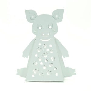 Malá stolová lampička Cartunia Design Ale the Pig