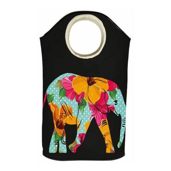 Kôš na bielizeň Flower Elephant