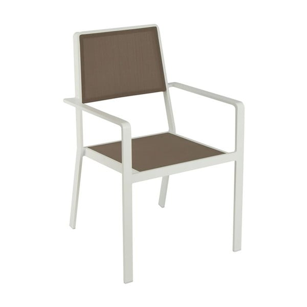 Stolička Elda White 86x56x59 cm