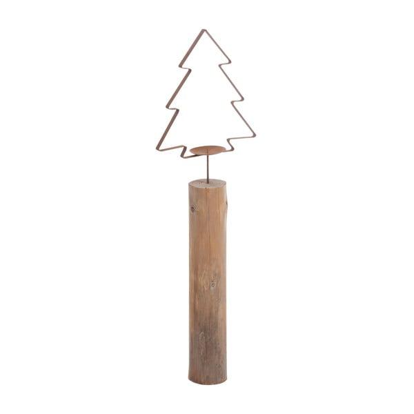 Svietnik J-Line Xmas Tree L
