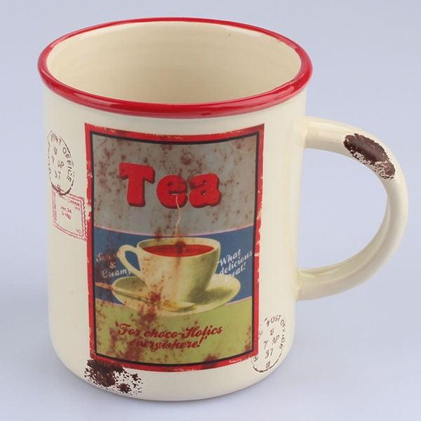 Keramický hrnček Tea, 850 ml
