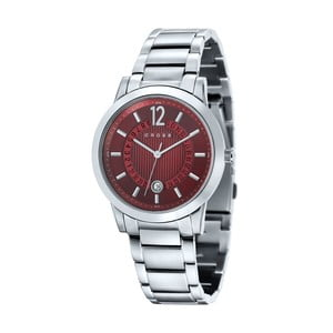 Pánske hodinky Cross Cambria Medium Red, 39 mm