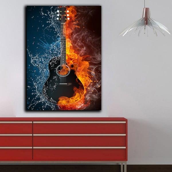 Obraz Pieseň ľadu a ohňa, 45x70 cm