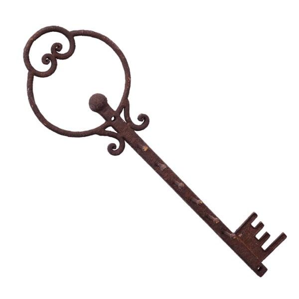Vešiak v tvare kľúča Key