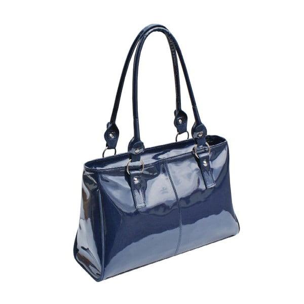 Kožená kabelka Boscollo Blue 2747