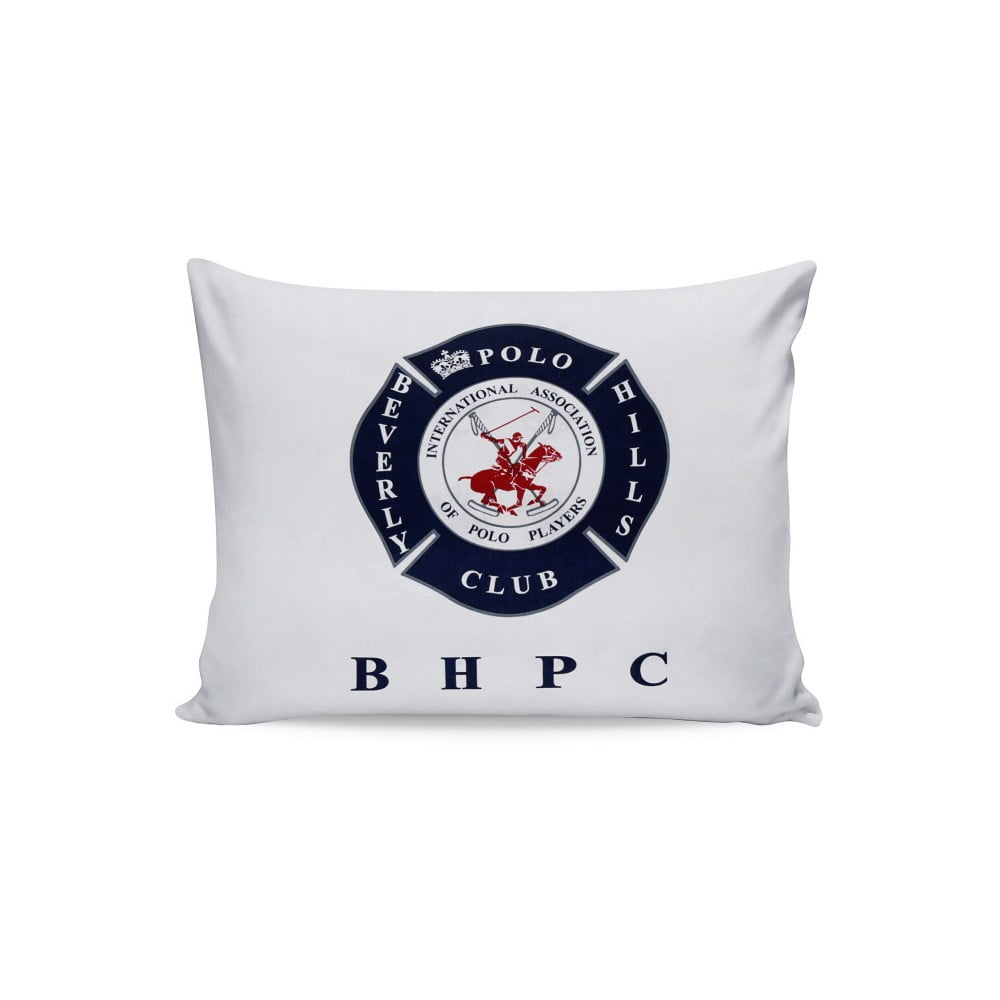Sada 2 bavlnených obliečok na vankúš Polo Club BHPC, 50 × 70 cm
