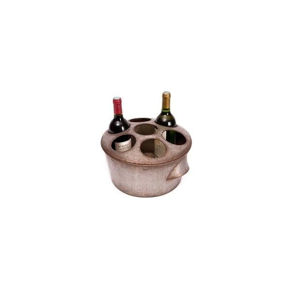 Zinkové vedierko na víno Antic
