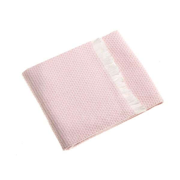 Ružová detská deka Euromant Zen, 75x110cm