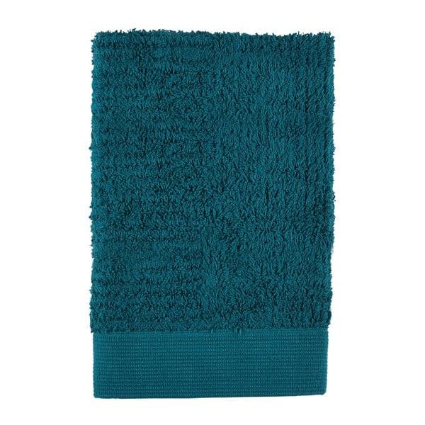 Tmabozelený uterák Zone Classic, 50x70 cm