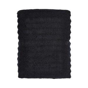Čierna osuška Zone One, 70x140cm