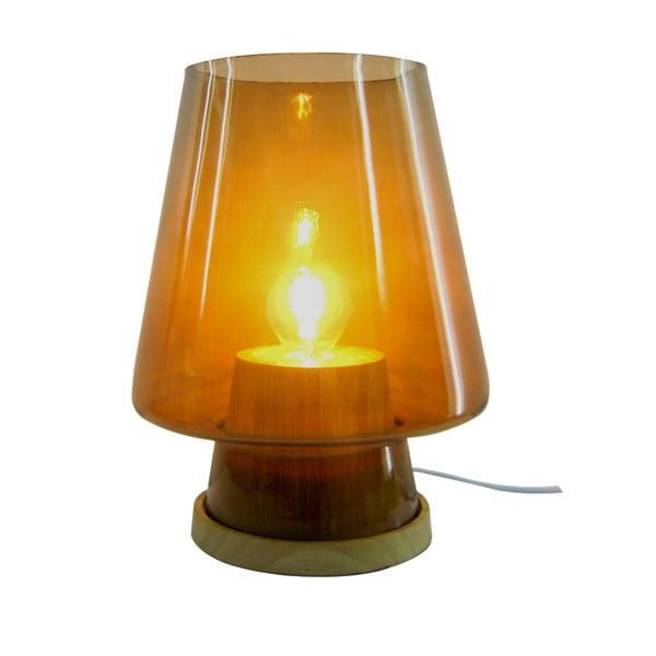 Hnedá stolová lampa Scan Lamps Propp