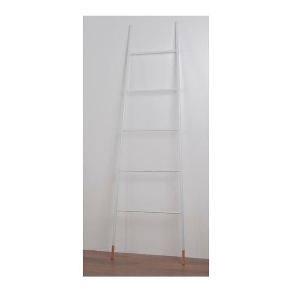 Biely odkladací rebrík Zuiver Rack