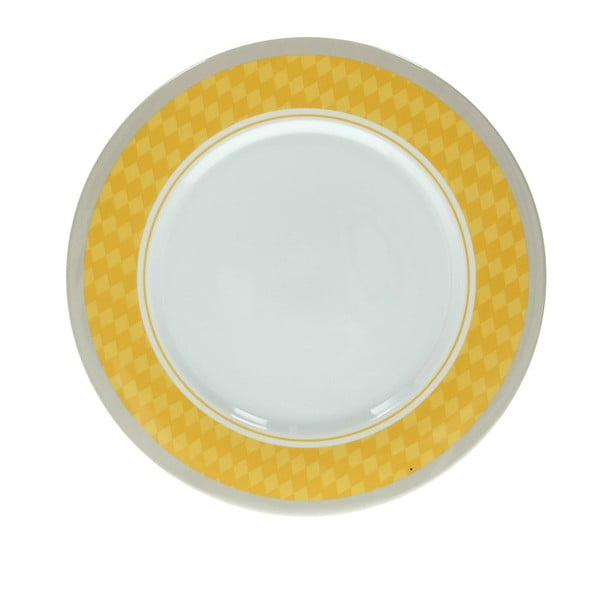 Servírovací tanier Tognana Giallo