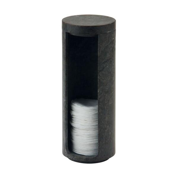 Mramorový stojan na vatové tampóniky Aquanova Hammam