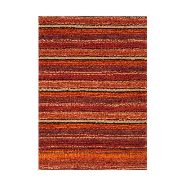 Vlnený koberec Horizon Sunset, 140x200 cm