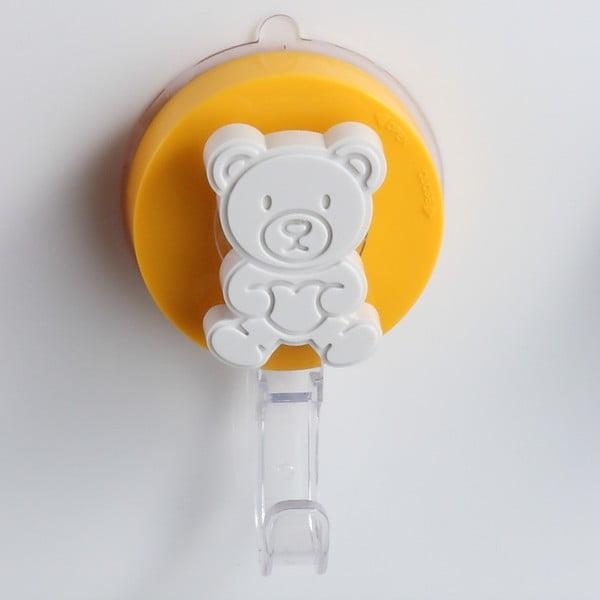 Žltý háčik bez nutnosti vŕtania ZOSO Bear