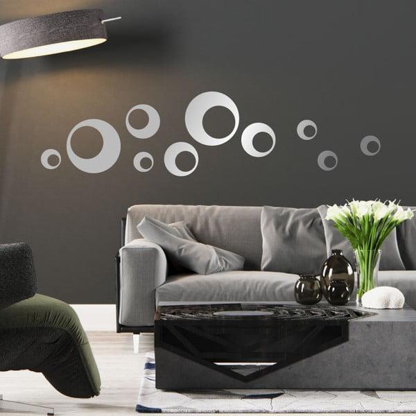 Samolepka Ambiance Black Circles