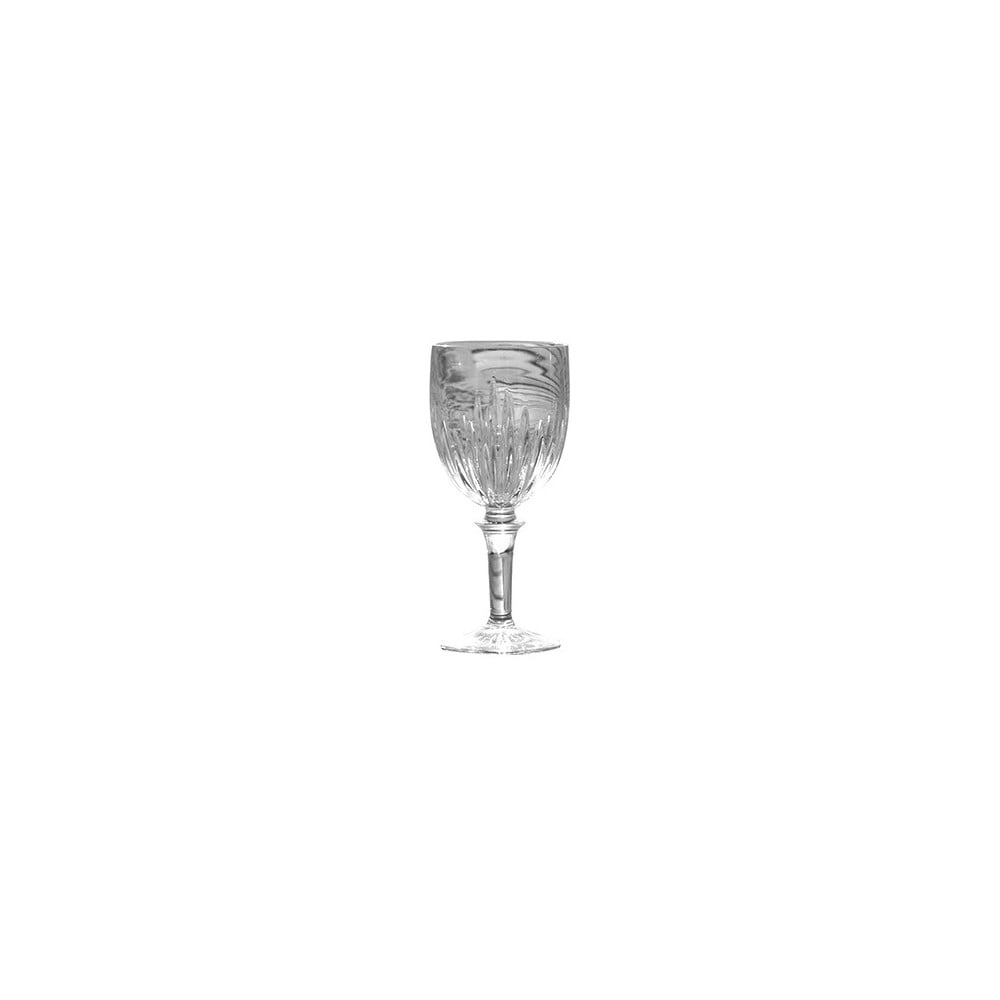 Sada 6 plastových pohárov na víno Sunvibes Impérial, 330 ml