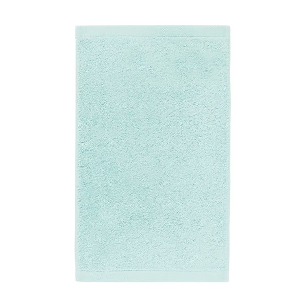 Mentolovozelený uterák z egyptskej bavlny Aquanova London, 30 x 50 cm
