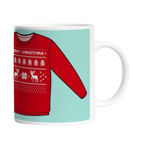 Hrnček Christmas Sweater, 330 ml