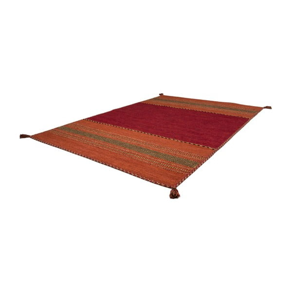 Koberec Native Red, 120x170 cm