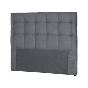 Sivé čelo postele Stella Cadente Maison Planet, 140 × 118 cm