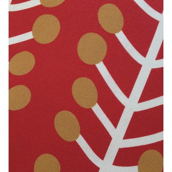 Vankúš s výplňou Herbs Red, 45x45 cm