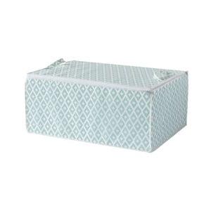 Zelený úložný box na paplón Compactor, dĺžka70 cm