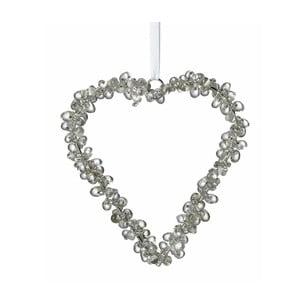 Závesná dekorácia Parlane Beads, 14cm