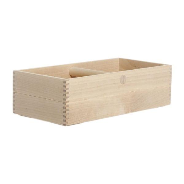 Box na pečivo Iris Birch, 31x15,4x8,4 cm