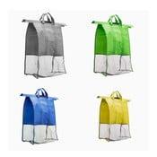 Sada 4 nákupných tašiek do košíka InnovaGoods Cart Car