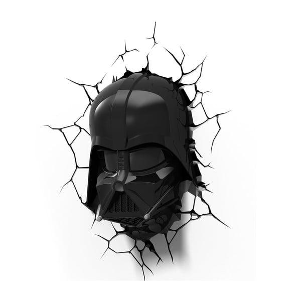 Nástenné svetlo s nálepkou Tnet Darth Vader