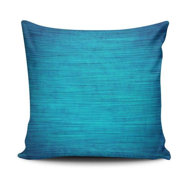Obliečka na vankúš s prímesou bavlny Cushion Love Skilo, 45 × 45 cm