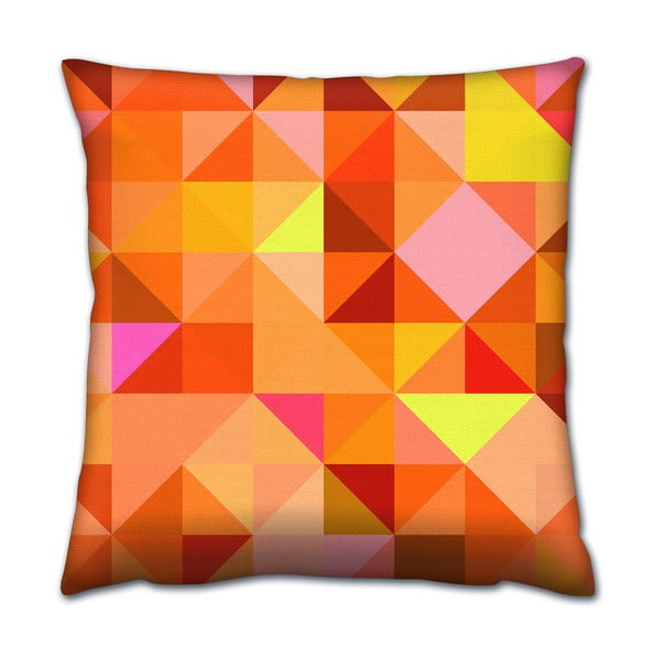 Vankúš Geometrix No. 4, 43x43 cm