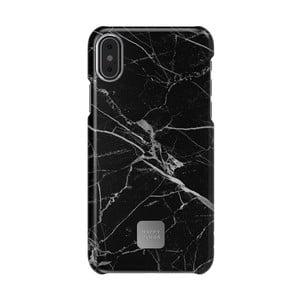 Čierno-sivý kryt na telefón pre iPhone X a XS Happy Plugs Slim