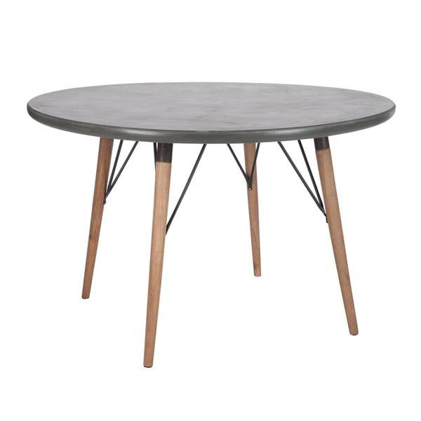 Odkladací stolík Vintage Grey, 120 cm