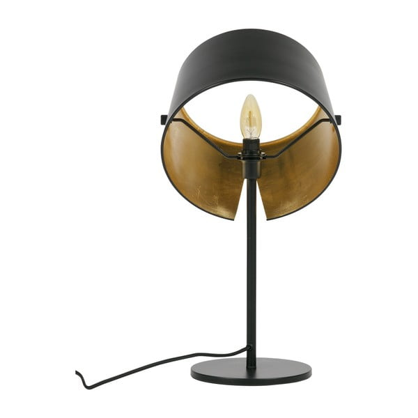 Stolová lampa s polohovateľným tienidlom WOOOD Pien