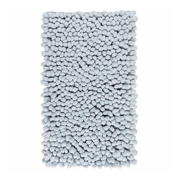 Sivá kúpeľňová predložka Bodhi, 70 x 120 cm