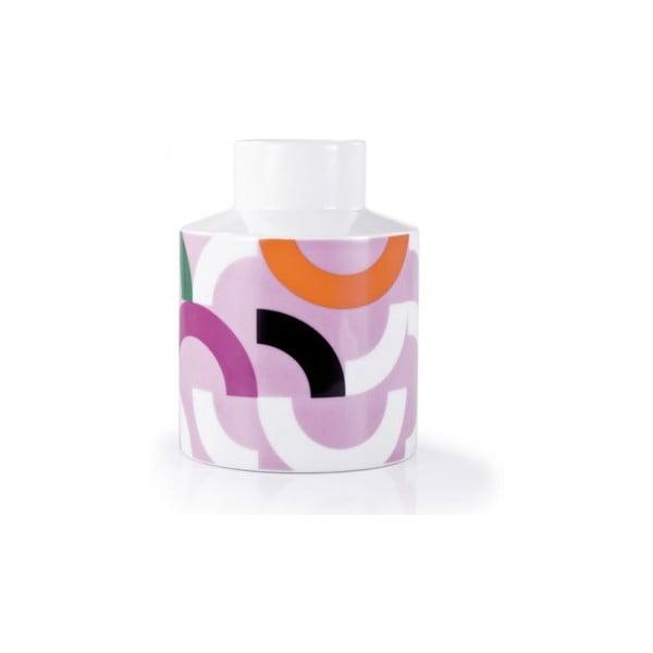 Porcelánová váza Remember Loop, 13 cm