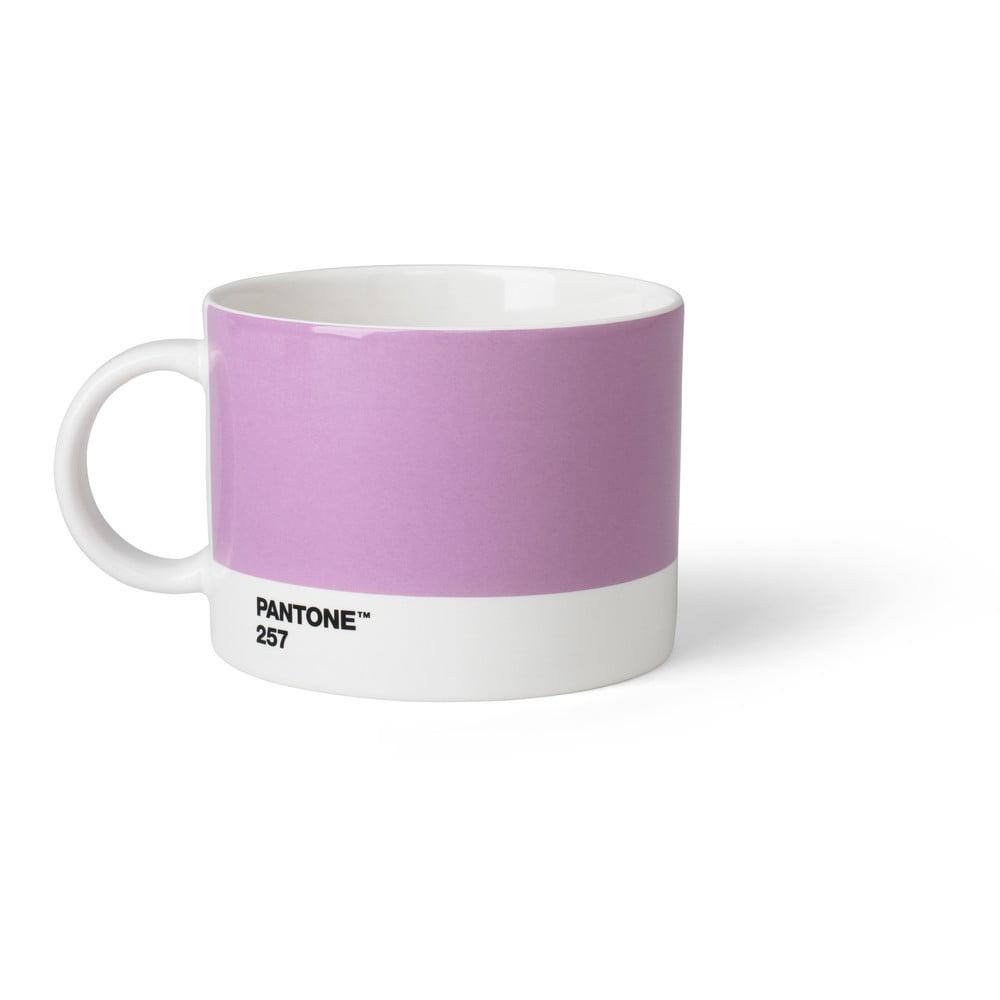 Svetlofialový hrnček na čaj Pantone, 475 ml
