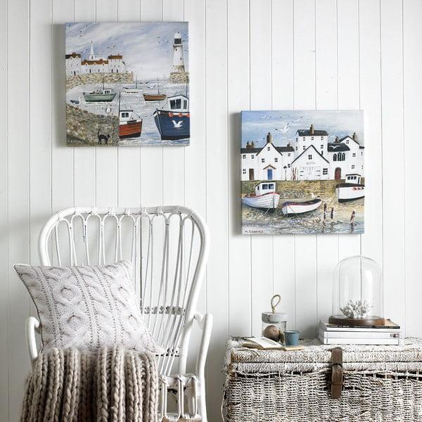 Reproduckia obrazu Graham&Brown Harbourside,50×50cm