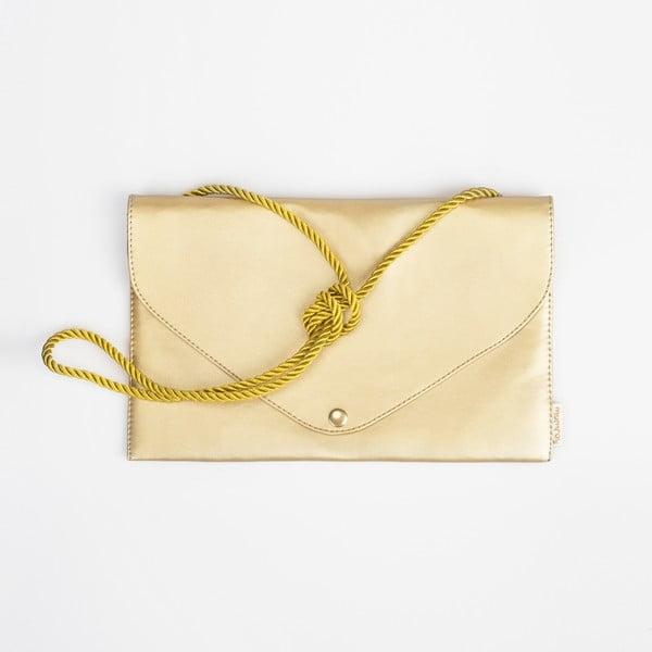 Listová kabelka Mum-ray Envelope Gold