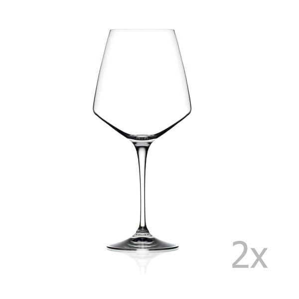 Sada 2 pohárov na víno RCR Cristalleria Italiana Celia, 783 ml